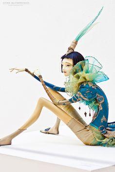 Fantasy | Whimsical | Strange | Mythical | Creative | Creatures | Dolls | Sculptures | Наталья Лопусова-Томская