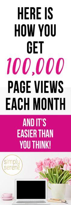 Increase blog traffic | how to get blog traffic | blog traffic tips | grow your blog traffic with pinterest | social media boost #blogging #blogtraffic #growyourblog