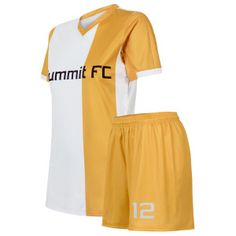 Ready to look like a professional soccer team? At Uniform Store we specialize in the design and supply of custom soccer uniforms, jerseys, warmups, coaching apparel, & more.