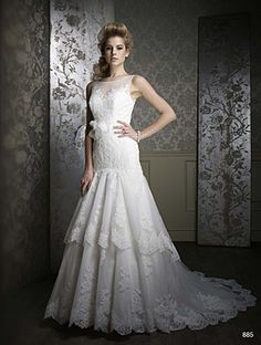 Alfred Angelo Bridal Style 885 from Alfred Angelo Sapphire