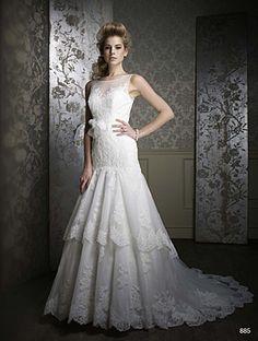 Bridesmaid dress style 7205
