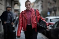 Milan Fashion Week FW16 Street Style Part 2 | Highsnobiety