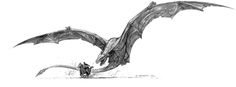 reign of fire male dragon drawing - Google Search