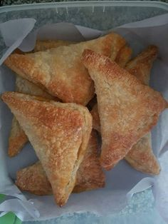 Jam Turnovers recipe by Indira Maharaj turnoverrecipes Turnover Recipes, Jam On, How To Make Jam, Food Categories, Pastry Recipes, Yummy Food, Yummy Recipes, High Tea, Puddings