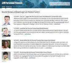 Wir wollen es nicht. Lieber lassen wir die Kunden erzählen, wie das Training mit einem #Personal #Trainer ihr Leben veränderte ... http://www.personalfitness.de/suche/reviews.php #fitness #motivation #testimonials #personaltraining