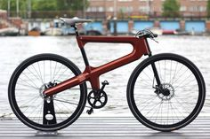 Bicycle from the future