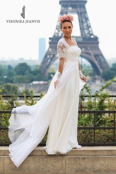 Veronika Jeanvie Custom Dress