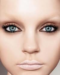 i-D September 2004 Photography by Richard Burbridge Model - Jessica Stam Make-up by Pat McGrath Jessica Stam, Eye Makeup, Hair Makeup, Runway Makeup, Doll Makeup, Makeup Brush, Pretty Eyes, Beautiful Eyes, Amazing Eyes