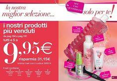 EFFETTUO SPEDIZIONI IN TUTTA ITALIA AVON C. 10 SET 5 PZ. A SOLI € 9.95