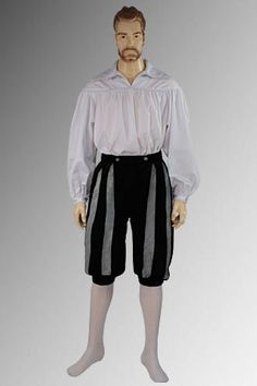 Italian Renaissance Breeches No. 15 - 99.00USD - Medieval and Renaissance Clothing, Handmade by Your Dressmaker