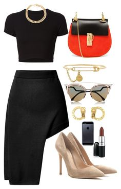 """Sin título #872"" by thefashioninstruction on Polyvore"