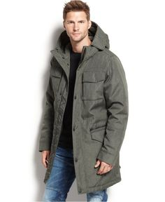 G-Star RAW Rackler Parka - Coats & Jackets - Men - Macy's