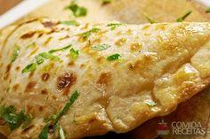 Receita de Pastel de forno com frango - Comida e Receitas