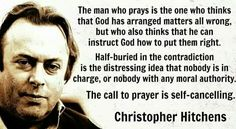 The psychotic, bipolar schizophrenic delusion and cognitive dissonance that is religion. Born Again Christian, Christopher Hitchens, Lottery Winner, Cognitive Dissonance, Gods Plan, Atheism, Ms Gs, Philosophy, Affirmations