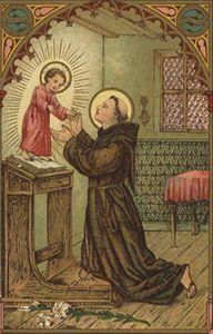 prière à St-Antoine de Padoue pour retrouver ce qui est perdu