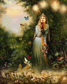 nature spirits and devas - Google Search