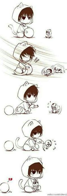Anybody knows this anime/manga? :)
