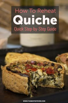 Quick guide that shows you how to reheat quiche properly. See what the best options to warm up this dish and the right way to do it. Quiche, A Food, Keto Recipes, Sweet Treats, Oven, Favorite Recipes, Good Things, Warm, Dishes