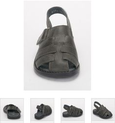 #Children's #Cherie #Sandals - Gray #Leather #Kids Shoes. http://www.rinastore.com/1712-cherei-sandals-gray/dp/2353  #MadeInItaly Available at Rina's #Italian #Shoe #Boutique. On Sale Now!