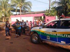 Noticias: Porto Velho PM mata Cão Pit Bull que fez duas vítimas