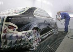 Покраска авто на СТО гарантирует качество! | Сочи Авто Ремонт