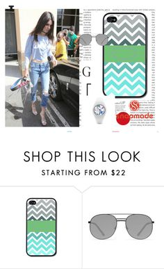 """Snapmade #9/3"" by soofficial87 ❤ liked on Polyvore featuring Oris and Elizabeth and James"