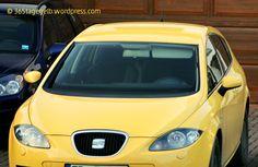 Yellow Car, #gelb // 365tagegelb.wordpress.com