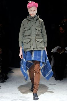 Comme des Garçons Fall 2009 Ready-to-Wear Collection - Vogue