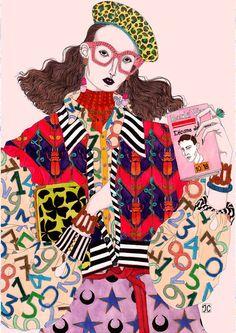 Jeremy Combot Illustration