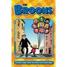 North Fife: The Broons North Fife Books - another favourite annual as a kid