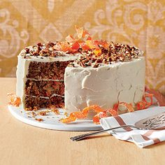 Carrot Cake Recipes - Southern Living