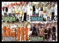 [Recommendation] Manga: Doubt – World of a Geek Manga Covers, Rabbit, Geek Stuff, Books, Anime, Painting, Jouer, Sketch, Internet