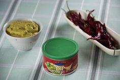 Santa Maria guacamole dip, emballage, vildledning
