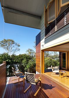 Hill End Ecohouse by Riddel Architecture - Dezeen