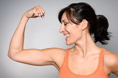 """""""dieting"""" can lead to muscle loss; """"Lose the Weight, Not the Muscle, with More Protein"""" by Isagenix () Fitness Workouts, Good Arm Workouts, Arm Toning Exercises, Easy Workouts, Fitness Tips, Dumbbell Exercises, Fitness Quotes, Fitness Motivation, Get Toned"""
