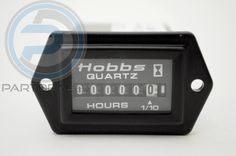 HOBBS - NS HOURMETER 10 80V MINI 100 - 85127-12 BULK