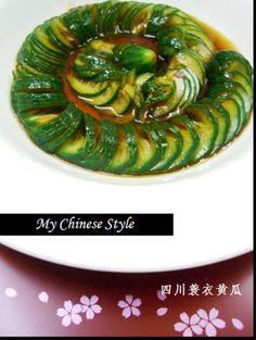 中華街の前菜・四川きゅうりスペシャルⅡ http://cookpad.com/recipe/1200065