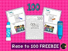 Teach With Laughter: 100th Day Fun!
