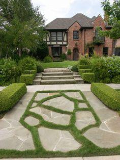 tudor, english garden