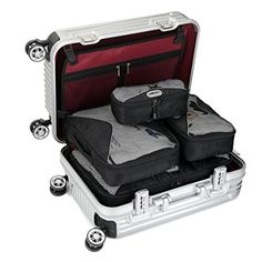 Amazon.com: HEXIN Travel Packing Cube 3 Set Durable Packing Organizer: Clothing