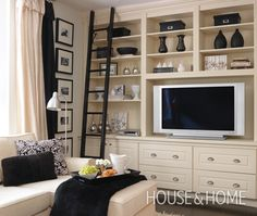 Photo Gallery: Traditional Living Rooms   House & Home