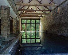 Piscines intérieure - Spa Babington House - London