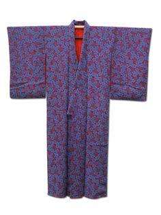 Fuji Kimono #gift idea No.12 ☆ 'Kaleidoscope' #Japanese #silk #kimono - £89. Last posting date Dec 19! http://www.fujikimono.co.uk/womens-kimono/kaleidoscope.html