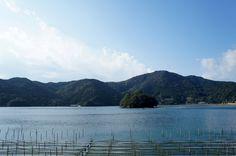 静かな海  in Japan Ise Shima