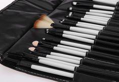 New Good Quality 36 PCs Makeup Cosmetic Set Eyebrow Brush Tools