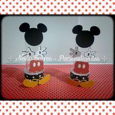 Mini tubetes mickey #lovescrapfesta #mickey #personalizados #neidebarrospersonalizados