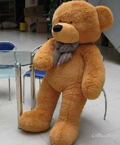 Wholesale - Teddy Bears plush stuffed bear Toys Hug Bear 100cm on TradeTang.com
