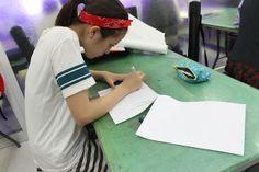 [高等部] 授業レポート 『パターンテスト』【バンタンデザイン研究所blog】|バンタンデザイン研究所高等部・東京校