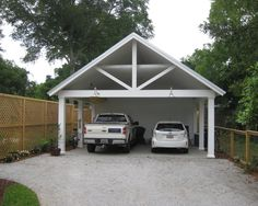 Garage And Shed Carport Design, Pictures, Remodel, Decor and Ideas - page 3