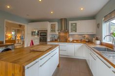 4 bedroom detached house for sale in School Road, Risby, Bury St. Kitchen Extension Layout, House Interiors, Detached House, Property For Sale, Tiny House, Ideas, Home Decor, Tiny House Interiors, Decoration Home